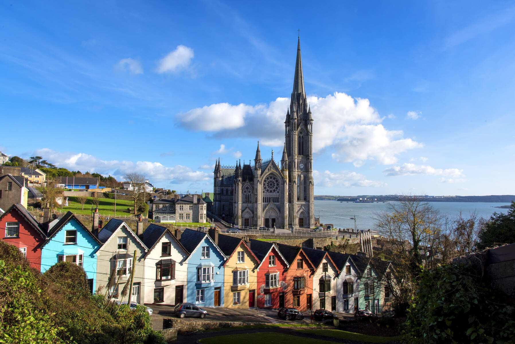Cobh Cathedral, County Cork - We Love Ireland