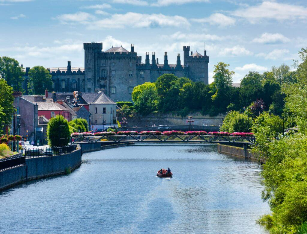 Kilkenny-Castle-Co-Kilkenny-We Love Ireland