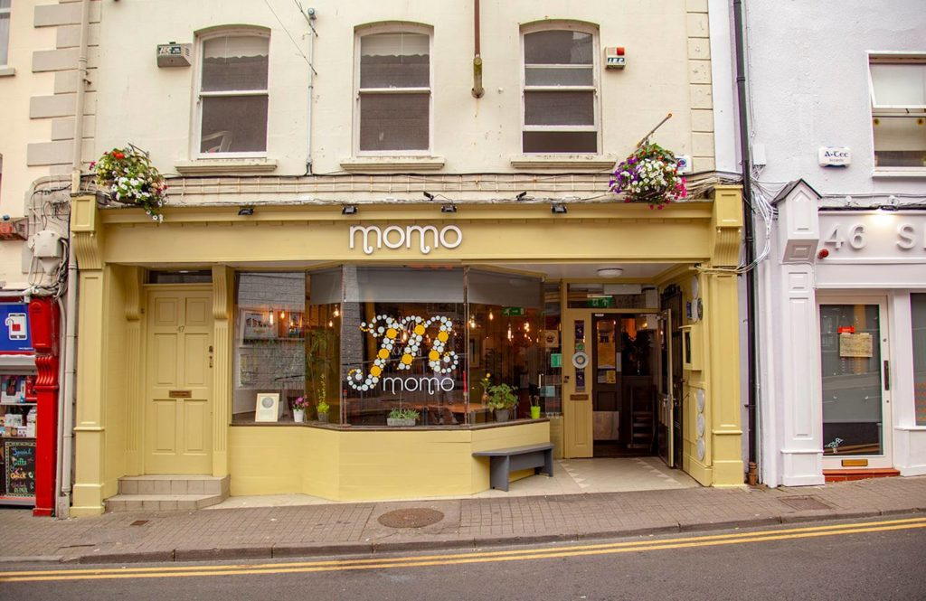 Momo Restaurant - outside - Waterford city - County Waterford