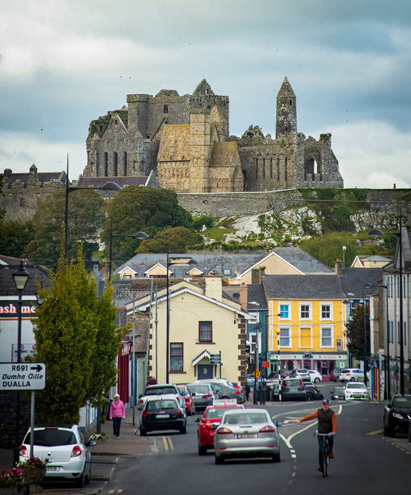 Nels Ambrose - Rock of Cashel County Tipperary - We Love Ireland