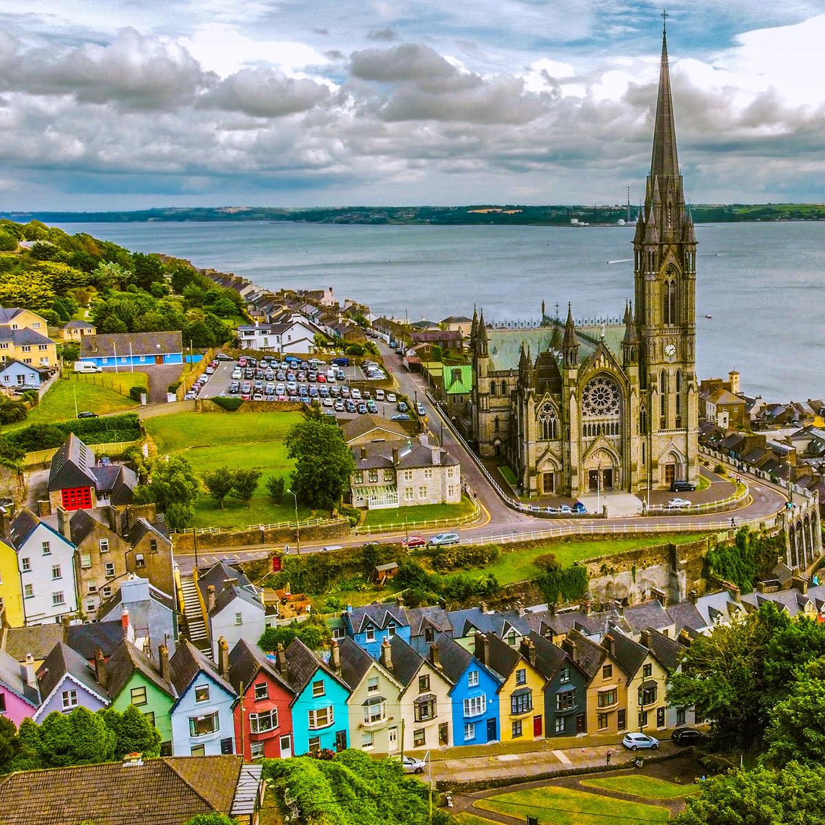 Rashed Henderson -Cobh, County Cork - We love Ireland