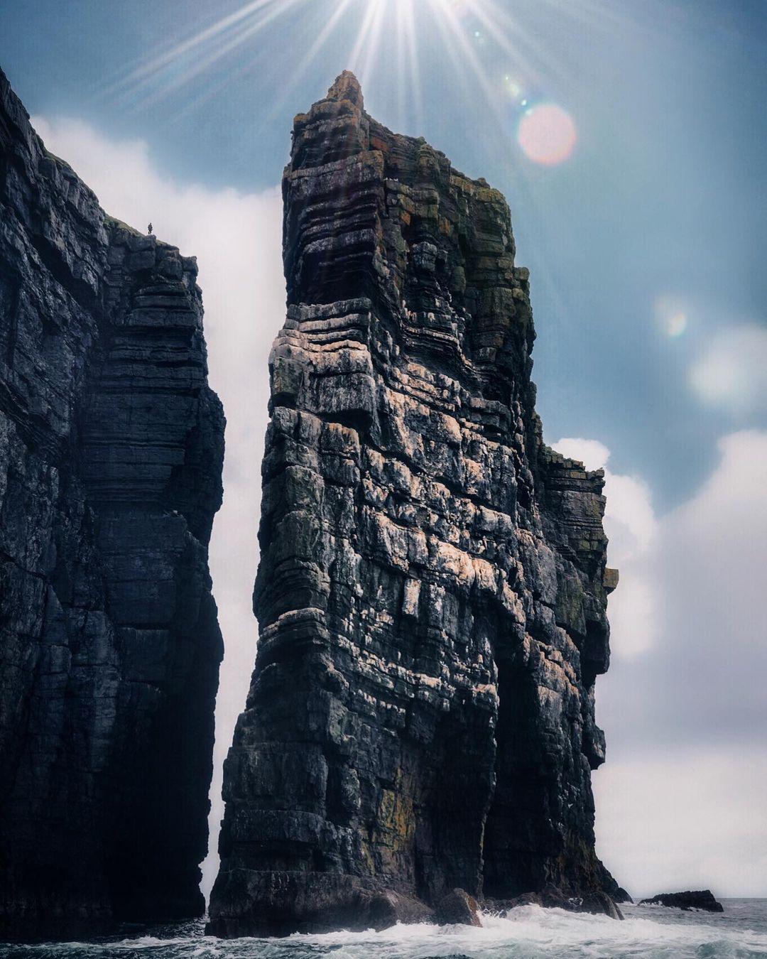 Frank Cosgrove - loop head, County Clare - We Love Ireland
