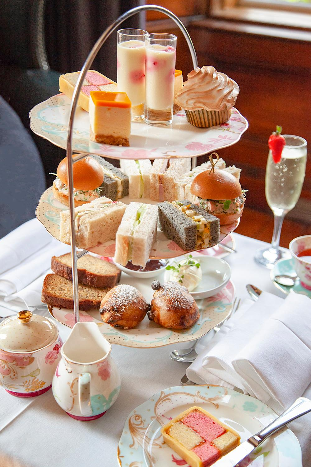 Brandon House Hotel - Afternoon Tea - New Ross, County Wexford - We Love Ireland