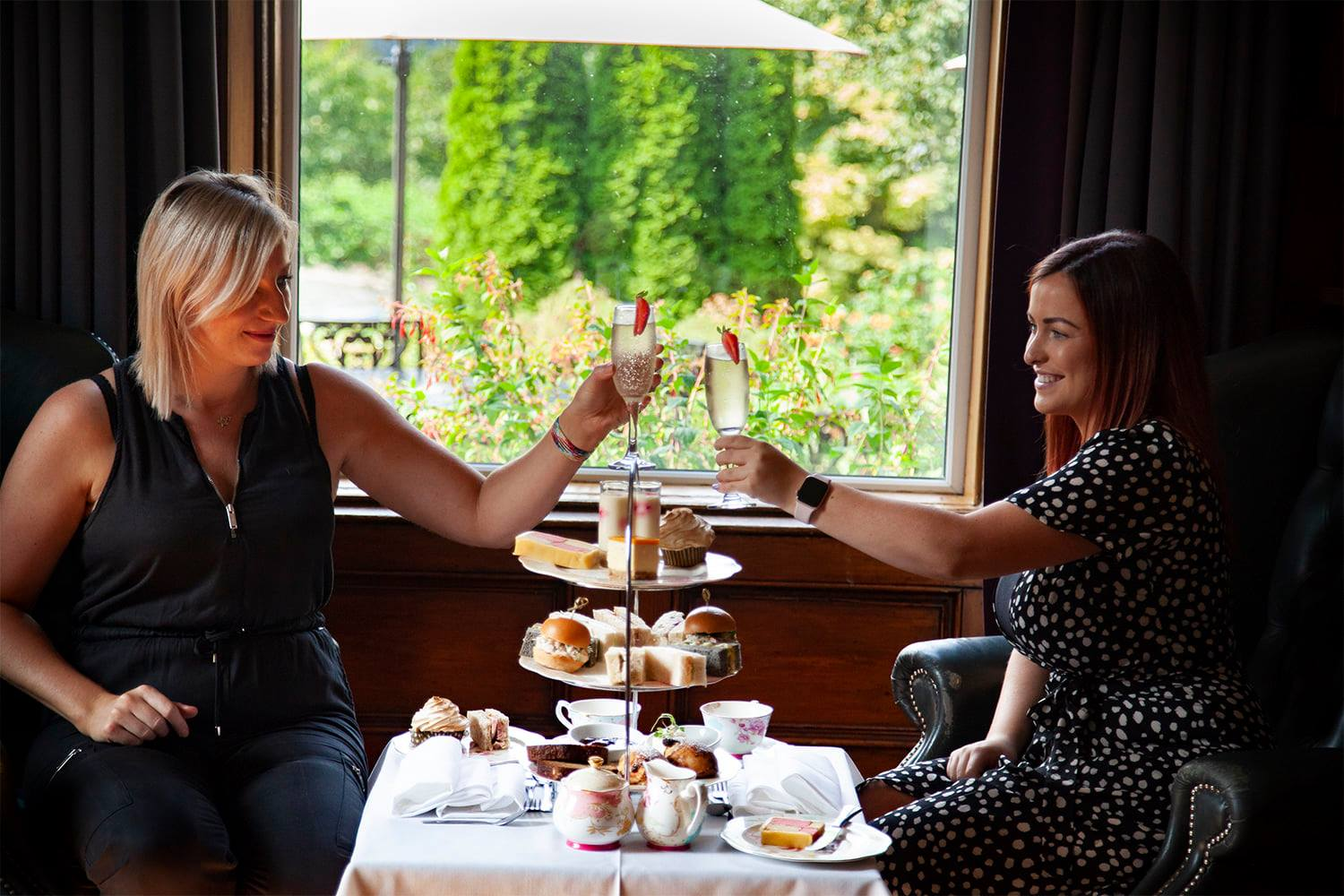 Brandon House Hotel - Afternoon Tea 3 - New Ross, County Wexford - We Love Ireland